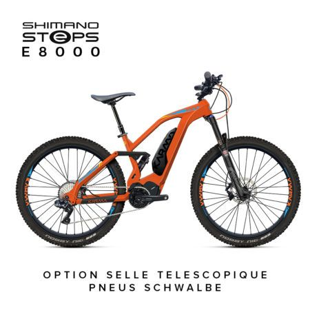 Velo O2FEEL KARMA FsTeam TM orange